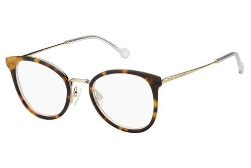 Tommy Hilfiger Th 1837 HT8/21 PINK HAVANA 52 Women's Eyeglasses